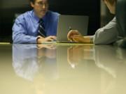 Regelmäßige Feedbackgespräche zwischen Vorgesetzten und ihren Mitarbeitern sind ein wichtiges Führungsinstrument