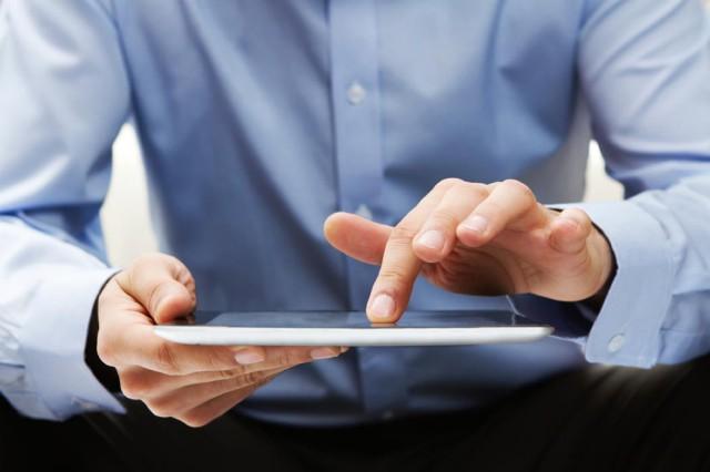 """Mobile Worker – Studie """"Mobiles Arbeiten"""""""